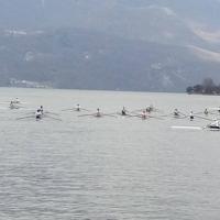 Συμμετοχή στο διεθνή αγώνα Orta Lake Challenge