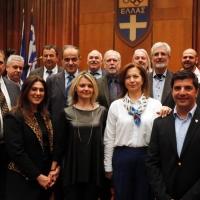 Βράβευση Ολυμπιονικών και παγκόσμιων πρωταθλητών από ΕΚΟΦΝΣ