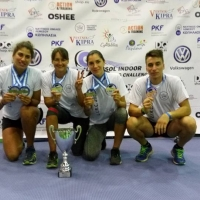 Παρουσία στο Limassol Indoor Rowing Challenge