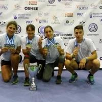 Παρουσία στο Limassol Indoor Rowing Challenge